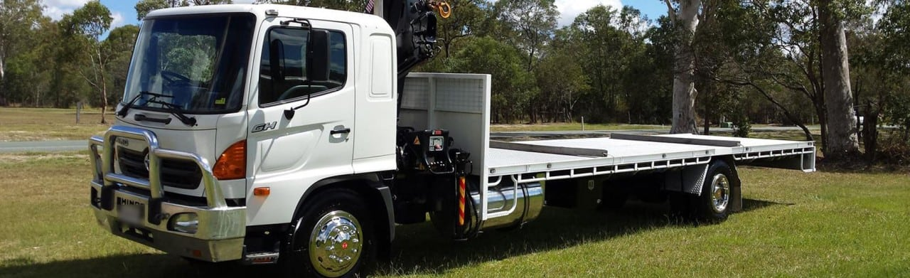 Ronelle Transport Freight Truck